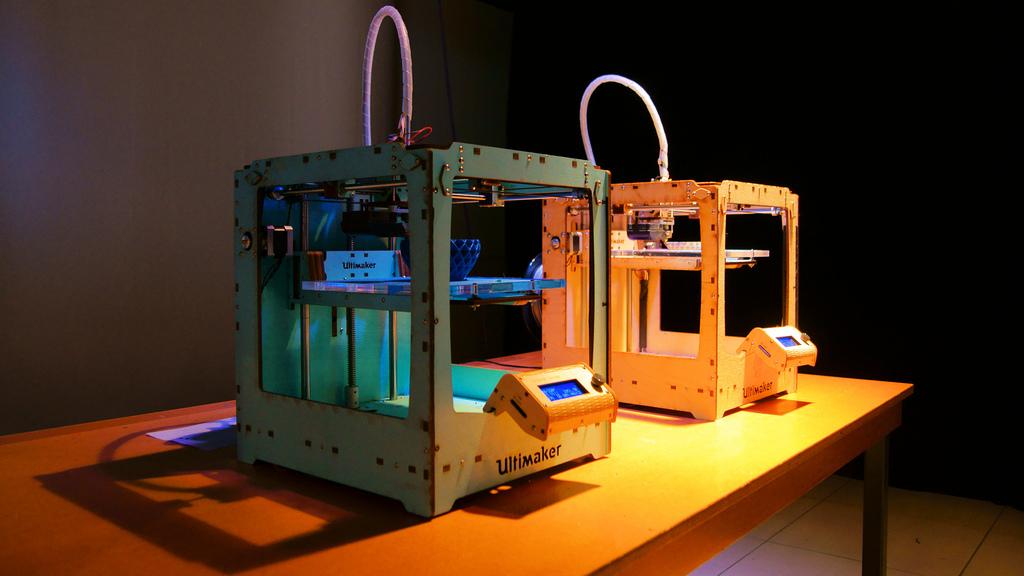 Drukarki 3D – nowa technologia