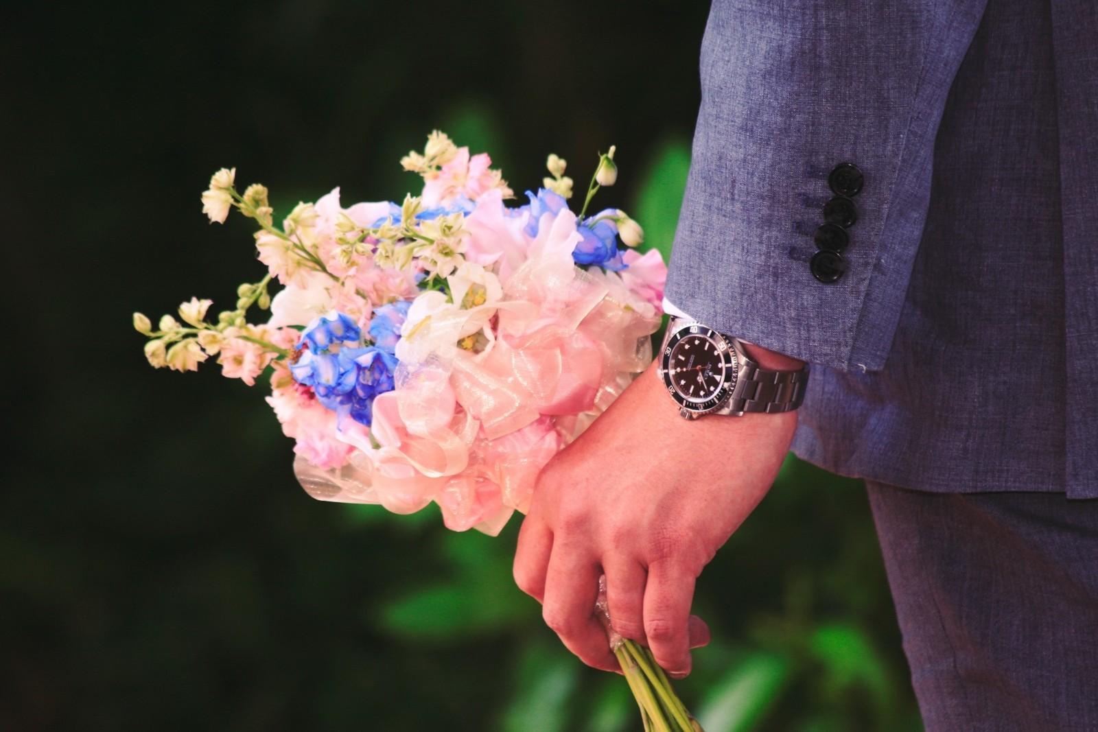 Kwiaty sztuczne, czy prawdziwe?