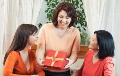 Z jakiego prezentu będą zadowolone nasze mamy?
